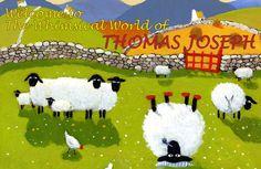 The Whimsical World of Thomas Joseph – Novelty Sheep Range