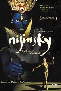 Film, 'The Diaries of Vaslav Nijinsky', 2001, Dramatization of Russian ballet star Vaclav Nijinsky's diaries