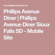 Phillips Avenue Diner   Phillips Avenue Diner Sioux Falls SD - Mobile Site Sioux, South Dakota Travel, Fall, Sd, Autumn, Fall Season