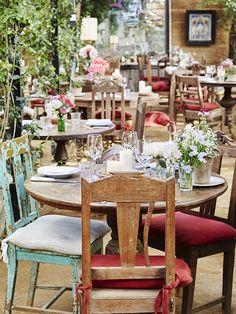 best outdoor restaurants in the UK