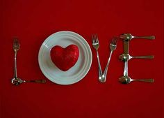 Valentines Day Table Decoration Image 520
