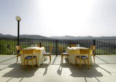 #terraza #cocktel #vistas #bodas con #encanto #paradores #ronda