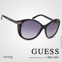 Óculos de Sol em diversos modelos da Guess.  Compre em 10x Sem Juros e frete grátis nas compras acima de R$400,00.  www.aoculista.com.br/guess  #aoculista #guess #glasses #sunglasses #eyeglasses #oculos