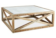 Manning Coffee Table | Get the Look | One Kings Lane