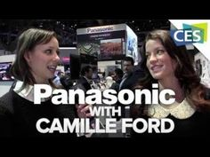 CES 2013 - Panasonic Beauty Products and Rice Cooker with Camille Ford