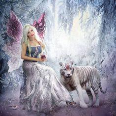 "вАлмазе RU - арт.21067 Алмазная мозаика ""Королева фей"" [размер 50*50 см.] - 2550 руб. - под заказ"