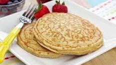 Hungry Girl's Fab-Five Banana Pancakes Recipe