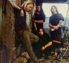 The band that still delivers the goods 20yrs later - Fear Factory (just not with this line up... from the Demanufacture days)