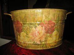 Todos os tamanhos | metal bowl,decoupage | Flickr – Compartilhamento de fotos!
