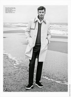 Clement Chabernaud GQ Style Turquia Spring Summer 2015 2015