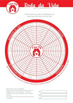 Autoavaliação de perspectiva de vida. Direcionamento de metas. FlyLady Life Tips, Life Hacks, Bullet Journal, Chart, Flylady, Housekeeping Schedule, Wheel Of Life, Free Printables, Notebooks
