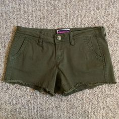 NWOT Army green Shorts NWOT U.S. Polo Assn. Shorts size 3/4 U.S. Polo Assn. Jeans