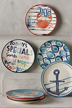 Clambake Canape Plate