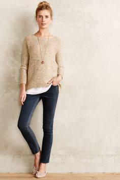 of course i'm thinking of knitting this sweater...