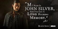 Black Sails - John Silver