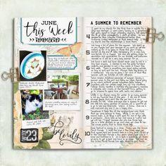 Journaling Week 23