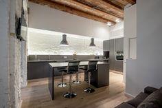 Marzua: Una segunda vivienda moderna, funcional y conforta...