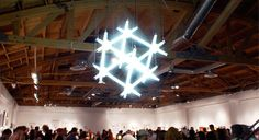 Sculptures, Paintings, Lights & Interactive Art by Alex Andre Interactive Art, Sculptures, Chandelier, Paintings, Ceiling Lights, Collection, Home Decor, Atelier, Candelabra