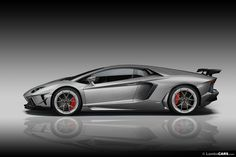 Naturally the IMS Automotive Design Shadow kit will also fit the closed Aventador model.