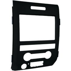 Complete your radio provision with Metra. This mounting kit is double DIN.Features: Double-din Radio Provision Painted Matte Black Ford Xl With Plus Package/ Xlt With 3 Buttons Across The 2013 With Base Trim (group 2013 Stx With Base Trim (group 2013 Base Model, Ford Diesel, Diesel Trucks, Car Buying Tips, Classic Ford Trucks, Base Trim, Performance Engines, 2019 Ford, Ford Explorer