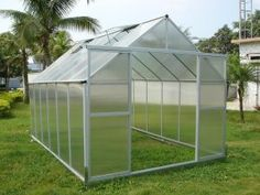 The Reason Why Everyone Love Polycarbonate Panels Greenhouses #Polycarbonate #Panels #Greenhouses