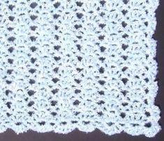 Snow Queen Blanket   AllFreeCrochet.com