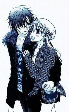 Natsume and Mikan ♥♥♥♥