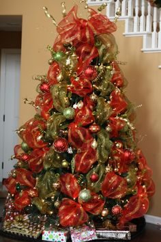 Silk Square Scarf - Christmas Trees by VIDA VIDA eet1jLWe2