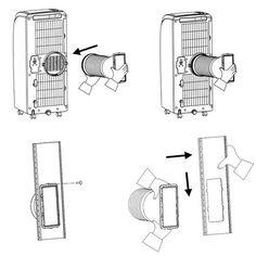 Commandez dès maintenant sur notre boutique en ligne notre Climatiseur mobile Cortina de la marque Hace. Livraison rapide et paiement sécurisé.650 euros