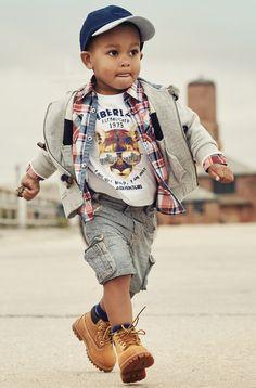 Timberland Boys, moda para chicos Primavera-Verano > Minimoda.es