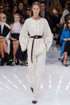 Christian Dior Spring 2015 Ready-to-Wear Fashion Show - Irina Liss (Supreme)