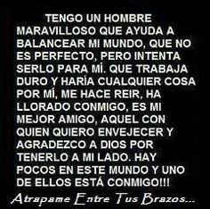 Love Phrases, Love Words, Couple Quotes, Me Quotes, Qoutes, Frases Love, Love My Husband, More Than Words, Spanish Quotes