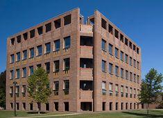 Buildings We Love: Kahn's ExeterLibrary - MYD Blog - MYD studio