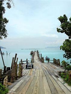 Pulau Tioman, Malaysia - Snorkeling with the most beautiful, Honeymoon Resorts Pulau Tioman