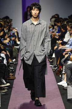 Male Fashion Trends: J.KOO Spring-Summer 2017 - Seoul Fashion Week
