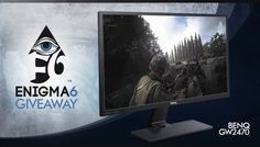 """Enter This ZOWIE BenQ 24"""" #Gaming Monitor #Giveaway!"""