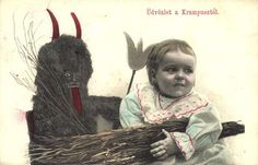 http://io9.com/the-most-disturbing-images-of-krampus-santas-child-ea-1681356117
