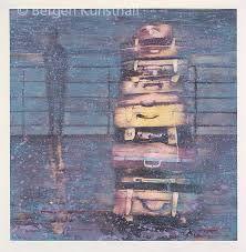 Kjøp kunst og grafikk fra Frank Brunner i Nettgalleriet Fine Art, Abstract, Figurative, Painting, Kunst, Summary, Painting Art, Paintings, Visual Arts