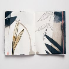 Eva Magill Oliver : sketchbook