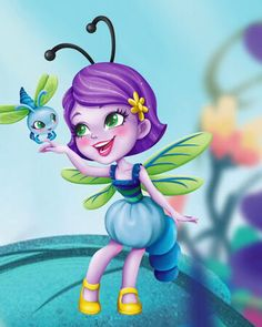 Girl Toys Age 7, Swift Animal, Cartoon Art, Cartoon Characters, Shoppies Dolls, Monster High, Dragonfly Wings, Paper Book, Beautiful Fairies