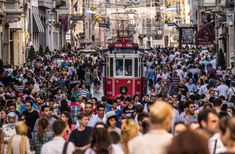 Istiklal Street or Istiklal Avenue – (İstiklal Caddesi in Turkish) runs from Taksim Square nearly all the way to the landmark Galata Tower. It is the beating heart of the city in which three million people that pass it every day.