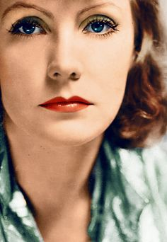 Greta Garbo fabulous photo of one of the greats & one of my favorites