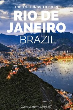 10 Reasons Why Rio de Janeiro is the Best City to Visit on Earth!  Click through to read more!