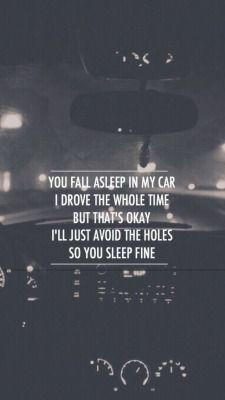 """Twenty one pilots tear in my heart """"I'm driving here I sit cursing my government for not using my taxes to fill the holes with more cement"""""""