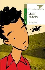 Este libro cuenta la historia de Maíto, un niño gitano, que como muchos otros vive en riesgo de exclusión social.