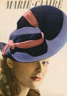 Marie Claire 1940 | Flickr - Photo Sharing!
