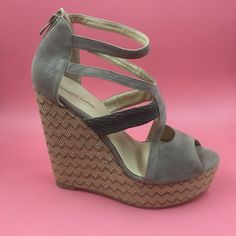 >> Click to Buy << Real Sapatos Femininos De Salto Women Sandals Wedges Zipper Custom Made Plus Size US4-US15 Chausson Femme Sandalia Feminina #Affiliate