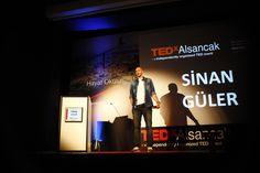 Sinan Güler at TEDxAlsancak