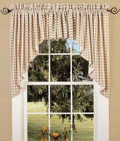 Country Valances
