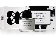 Byredo Parfums clean and simple packaging